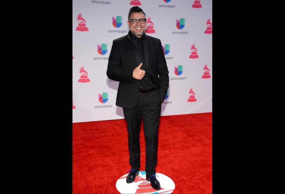 Luis Enrique. latin grammy 2015