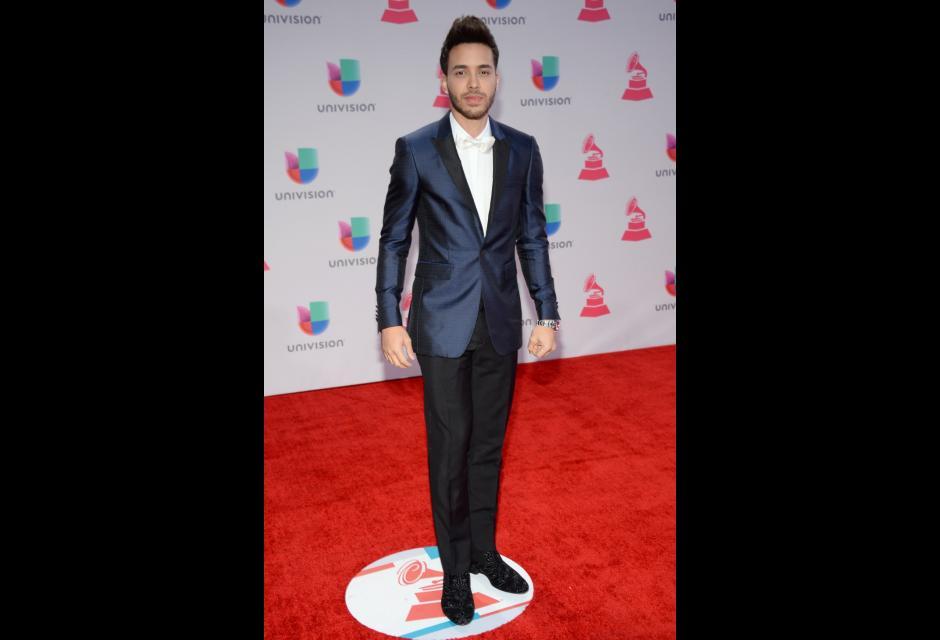 Prince Royce. latin grammy 2015