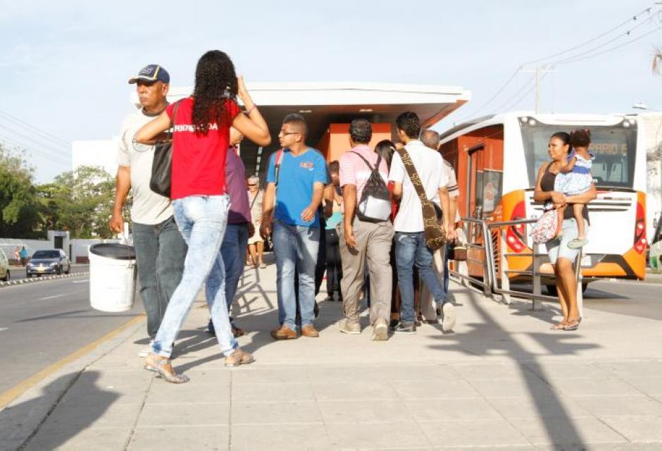 movilidad en Cartagena