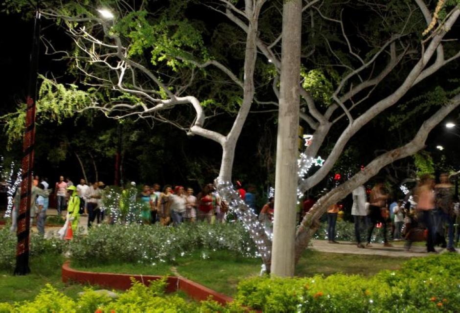 Parque Espíritu del Manglar.