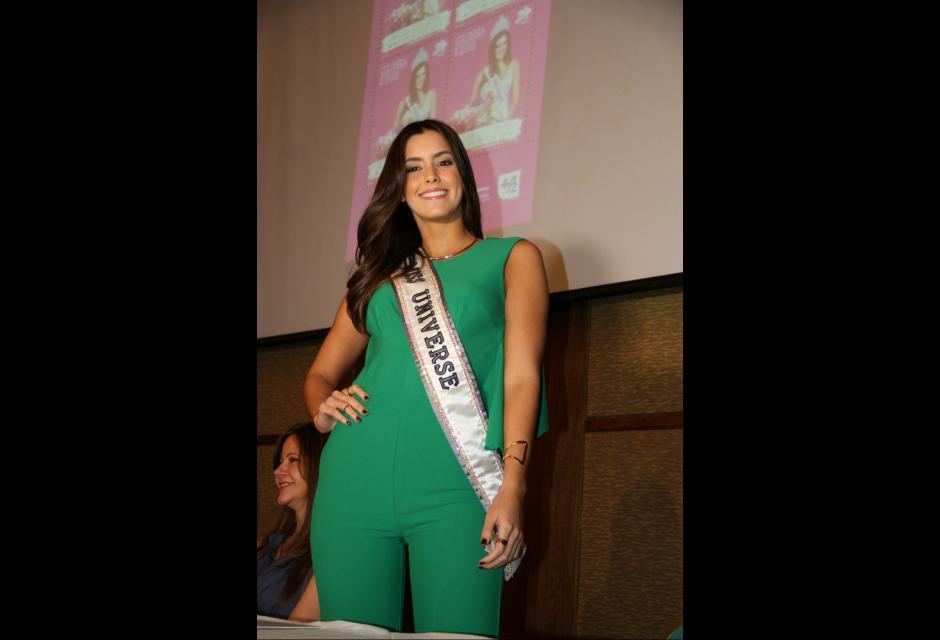 Paulina Vega Dieppa, Miss Universo 2014 - 2015