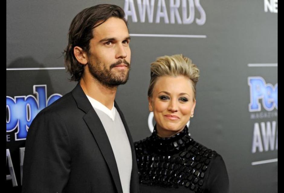 Kaley Cuoco, conocida por la serie Big Bang Theory, y el tenista Ryan Sweeting duraron 21 meses de casados y anunciaron su divorcio en septiembre.