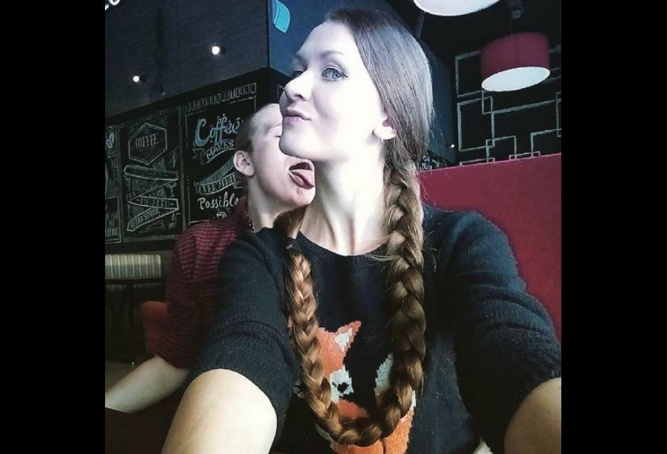 Dashik Gubanova.