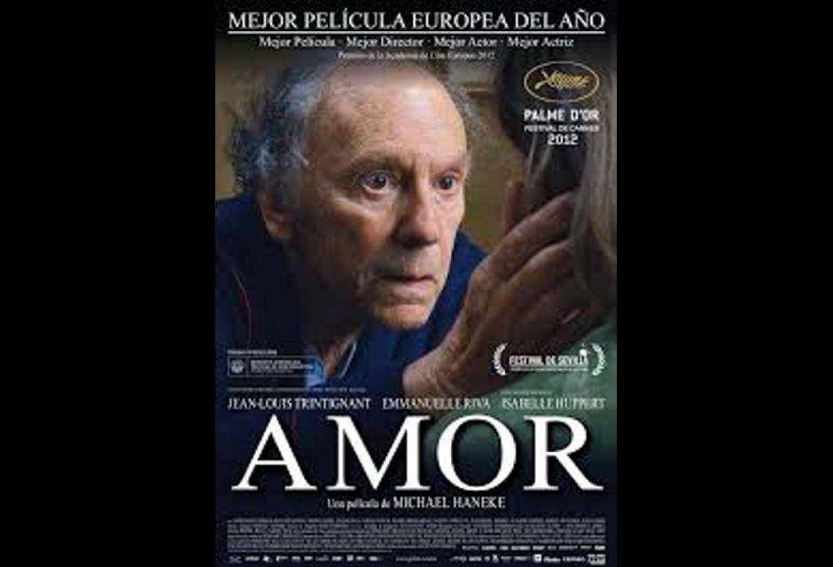 La austriaca Amor del 2012, dirigida por Michael Haneke. Imagen: Fotogramas.