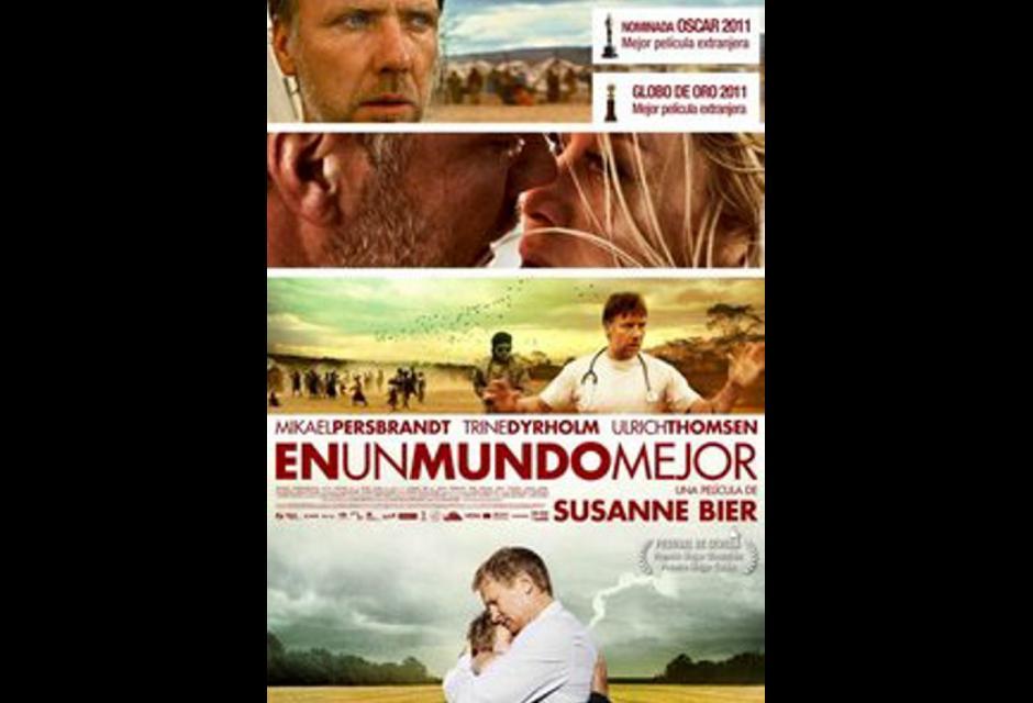 La película danesa En un Mundo Mejor, también conocida como Heaven, de la directora Susanne Bier ganadora de los Oscars 2010.Imagen: Fotogramas.