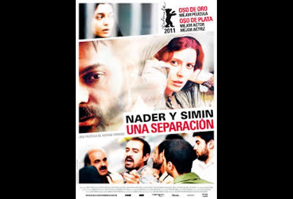 Nader y Simín, una Separación, fue la mejor película iraní del 2011. Su director Asghar Farhadi.Imagen: Fotogramas.
