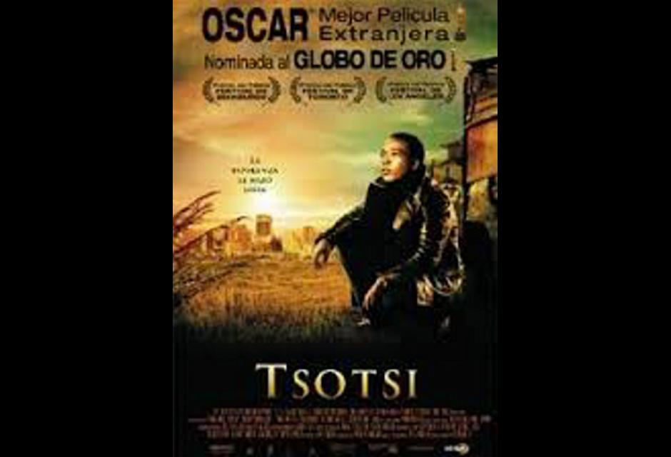 Tsotsi ganó en el año 2005 como mejor película extranjera. De origen sudafricano y su director Gavin Hood. Imagen: Fotogramas.