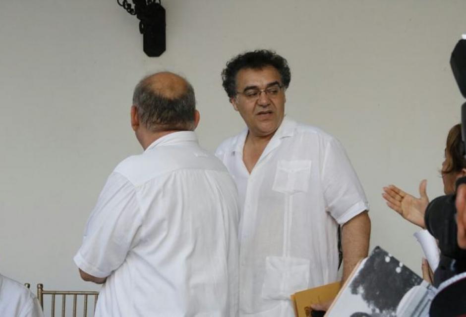 Rodrigo, hijo de Gabo
