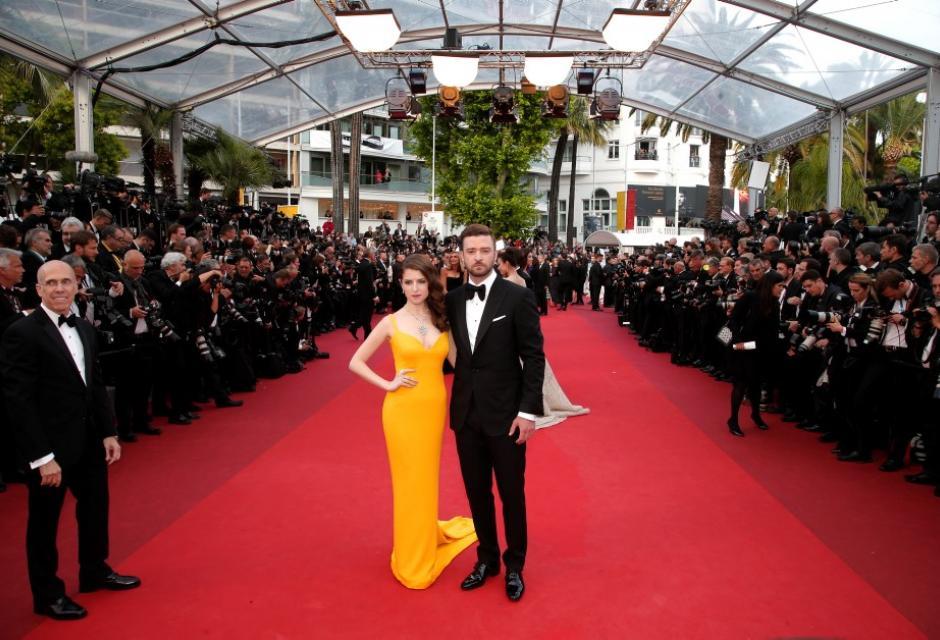 Anna Kendrick y Justin Timberlake.