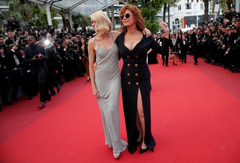Naomi Watts y Susan Sarandon.