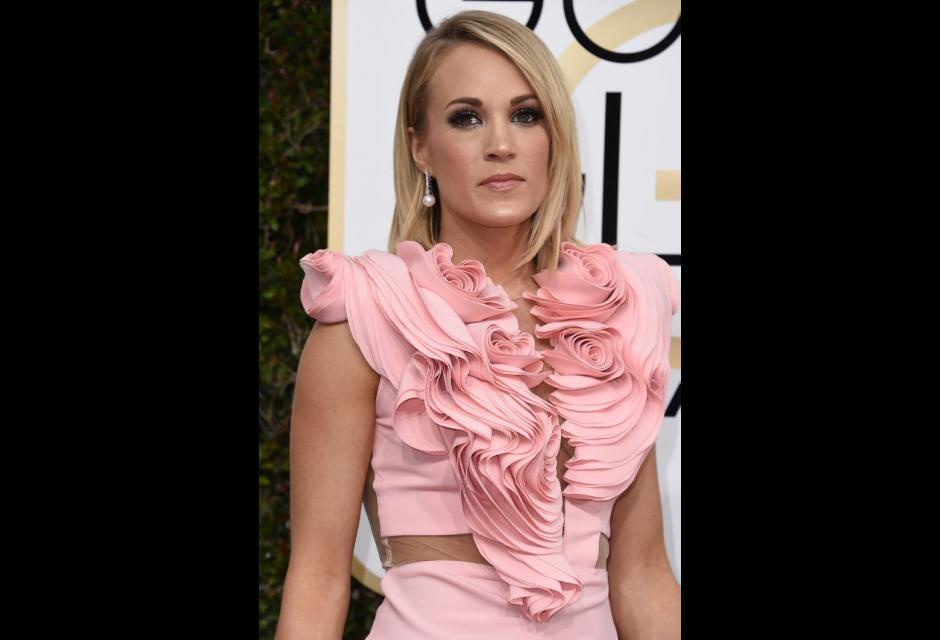 Vistoso Vestido De Novia De Carrie Underwoods Foto - Ideas de ...
