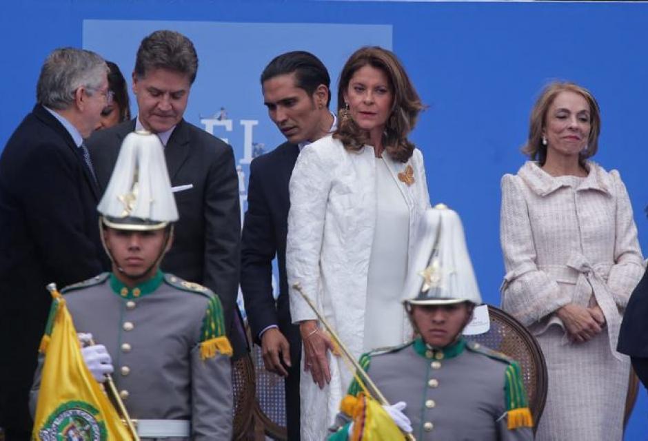 Posesión presidencial de Iván Duque