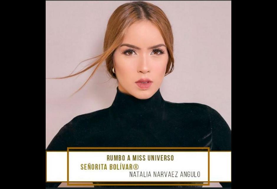 Señorita Bolívar- Natalia Narváez Angulo