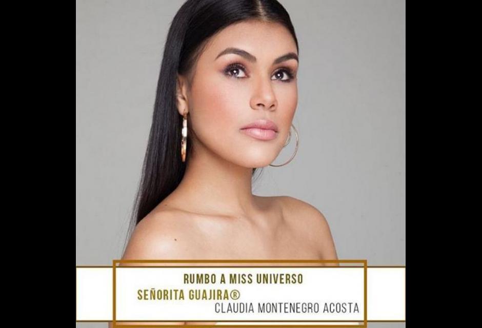 Señorita Guajira - Claudia Maryam Montenegro Acosta