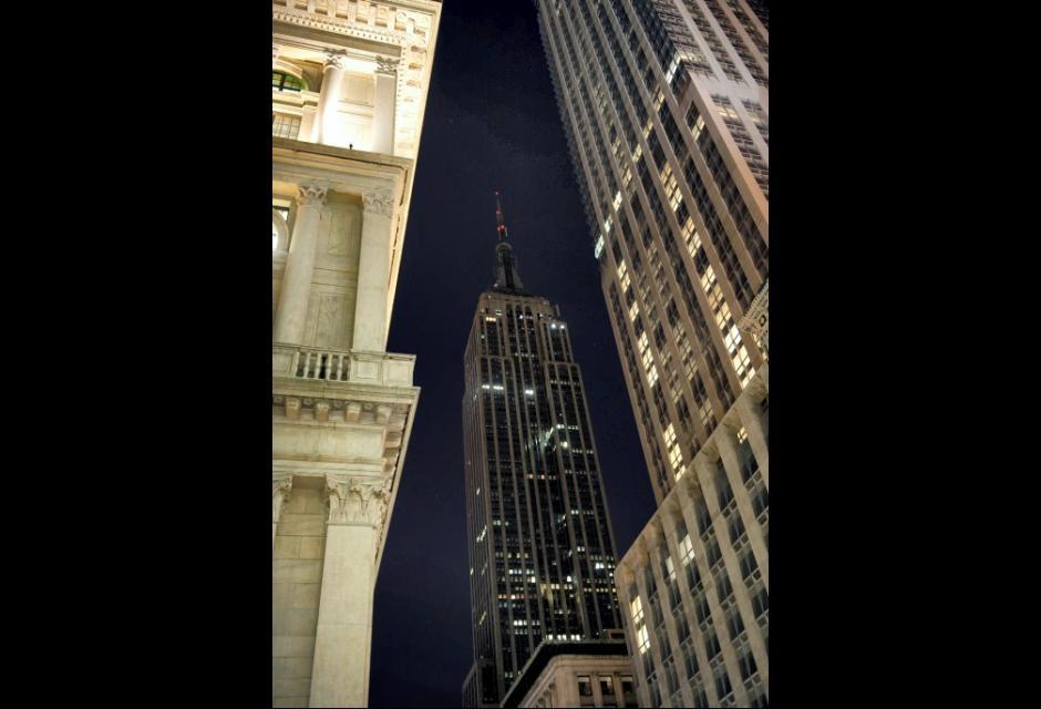 Nueva York, edificio Empire State.