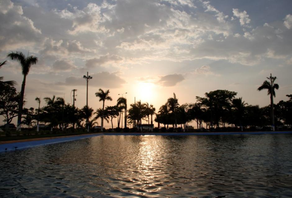 Atardeceres en Cartagena