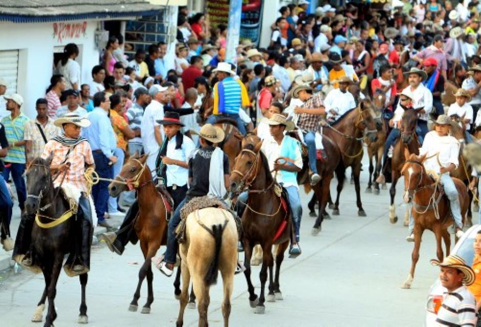 Fiestas de Corralejas en Arjona