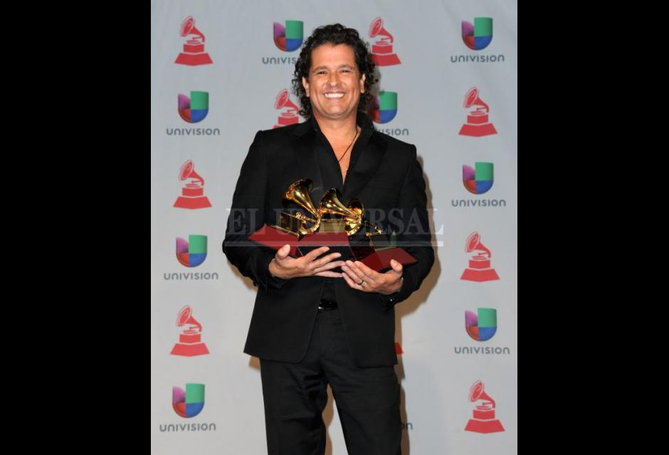 carlos vives en los Grammy 2013