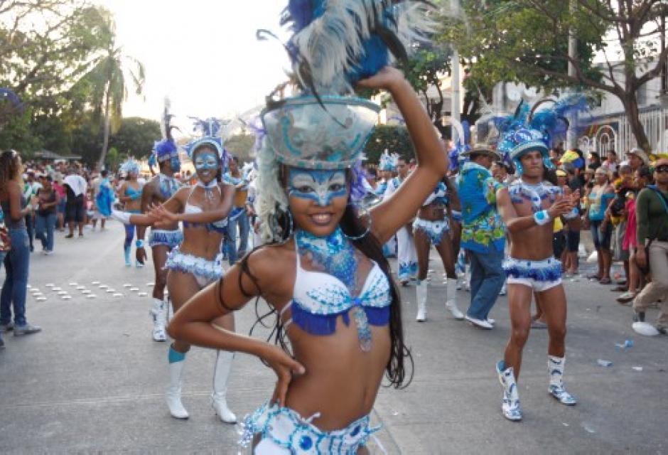 Grupo Batata del Inem Cartagena.