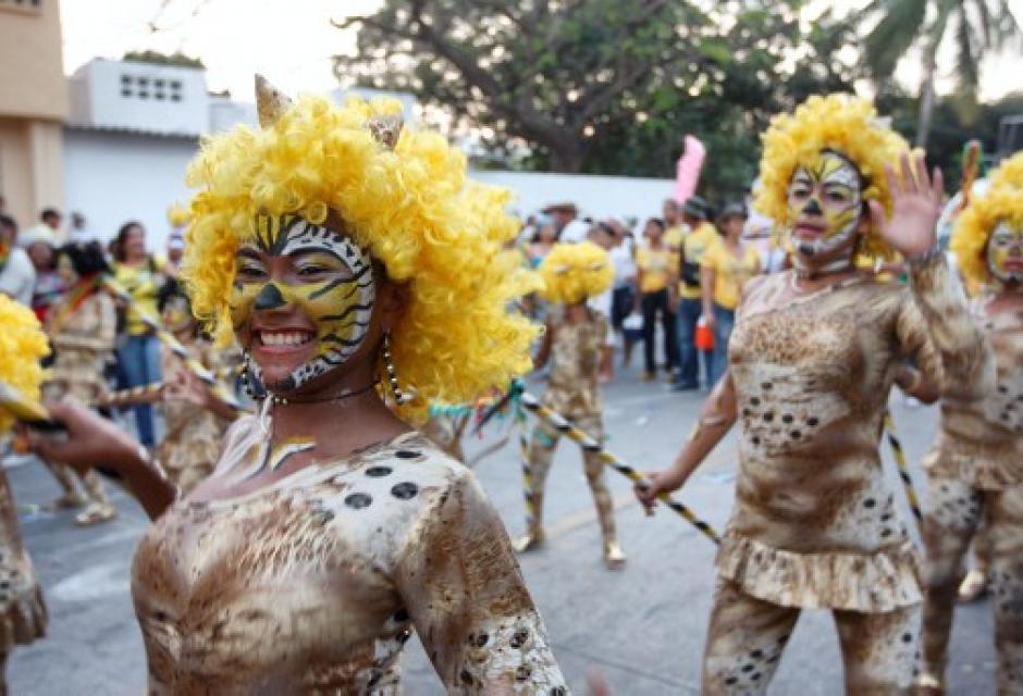 Grupo Fusión Internacional de Barranquilla.