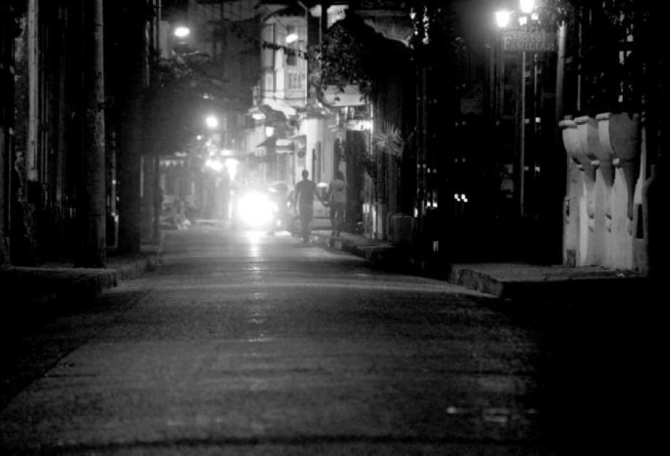 cartagena de indias centro historico rostros nocturnos