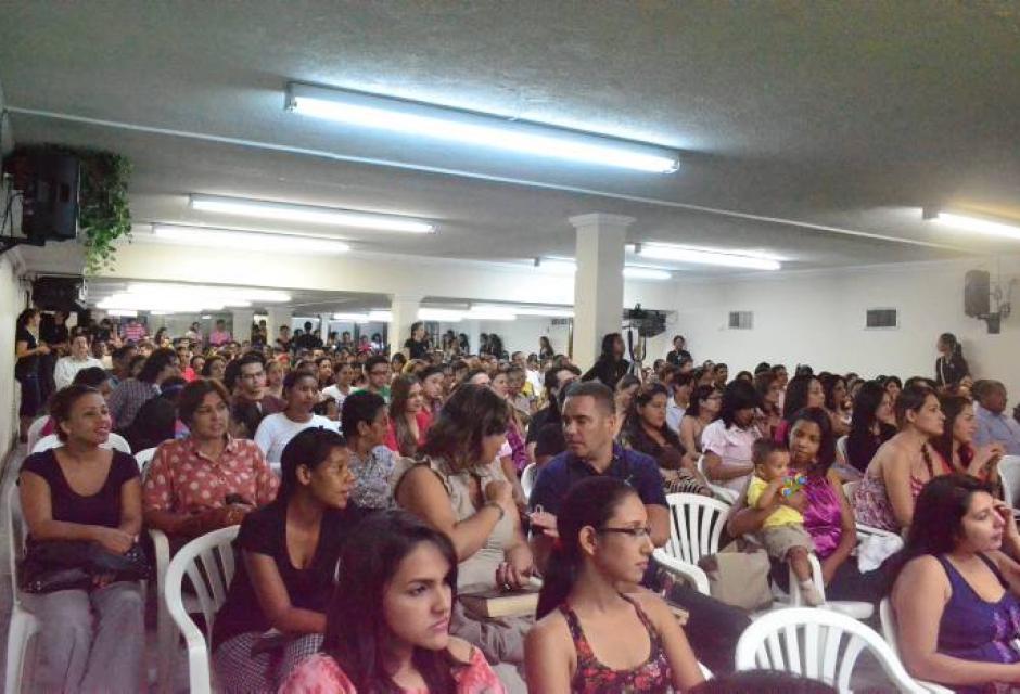 Congreso cristiano Cartagena
