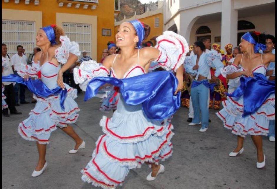 Conjunto Folklórico Nacional de Cuba.