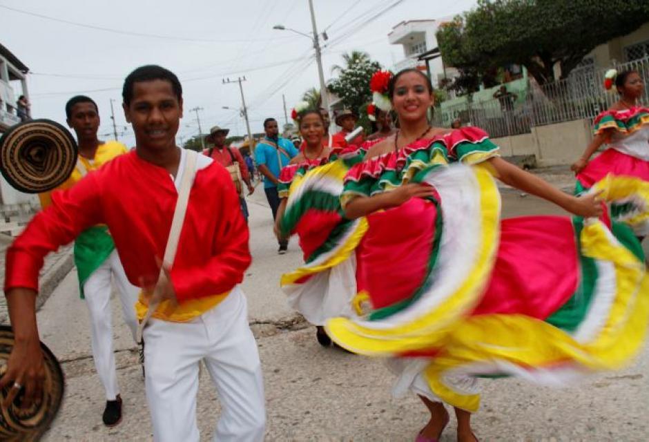 Preludio de Canapote - Fiestas de Independencia 2013