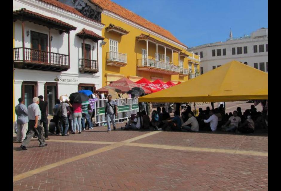 II Feria del Empleo Sena