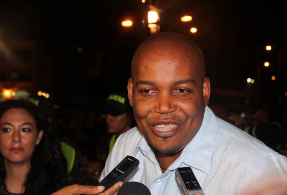 Jhonny Hendrix Hinestroza,Director de la película Chocó