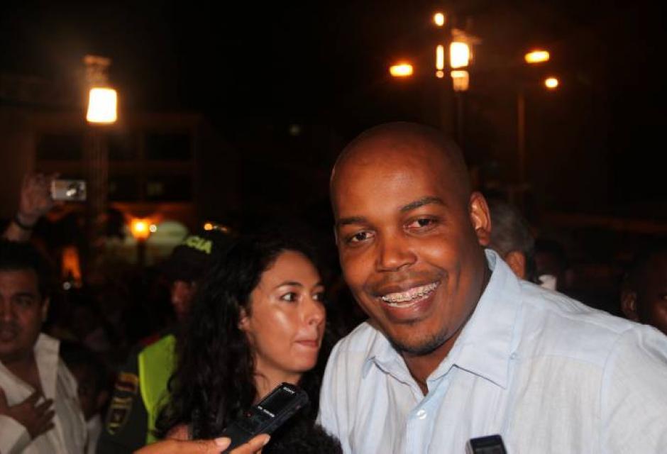 Jhonny Hendrix Hinestroza, Director de la película Chocó