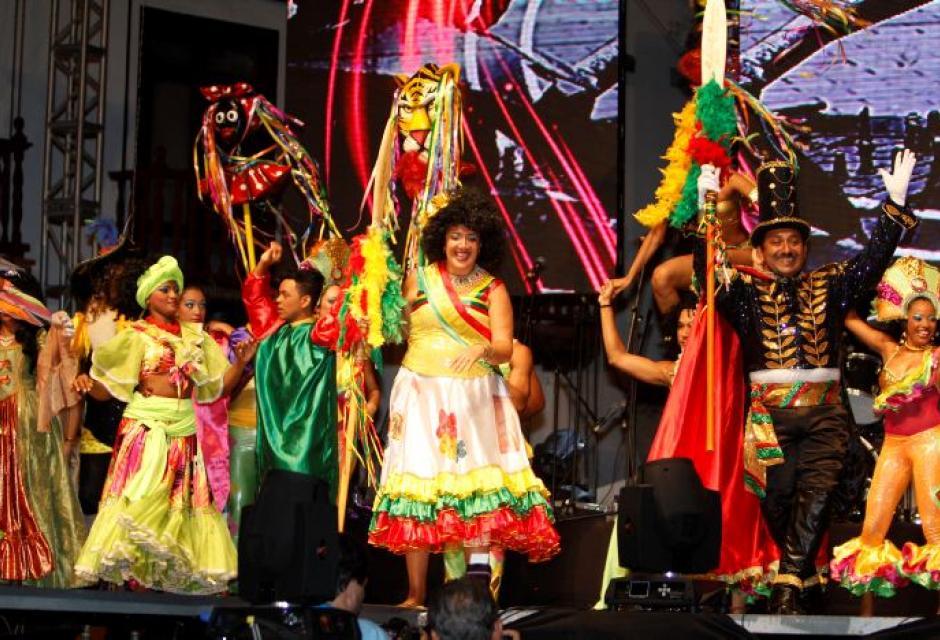 Fiestas de la Independencia 2013