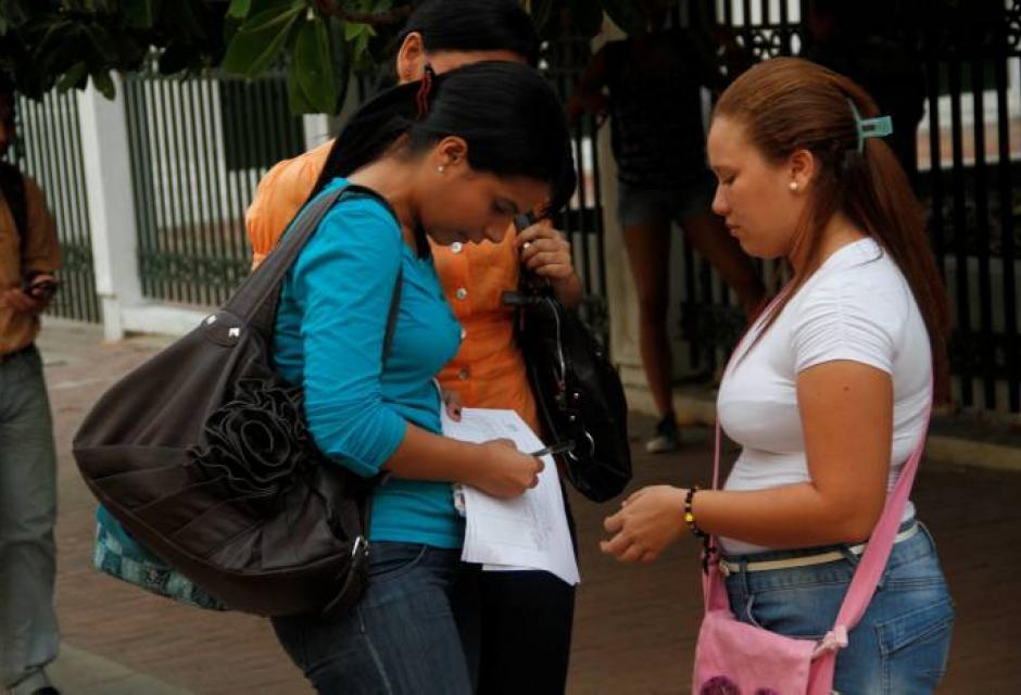 Firmas para referendo contra la Reforma a la Justicia
