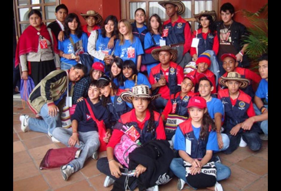En el palacio Municipal de Oaxaca de Juarez.