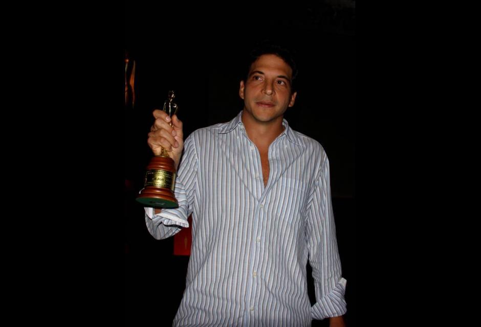 Francisco Aljure, productor de 'Porfirio'.