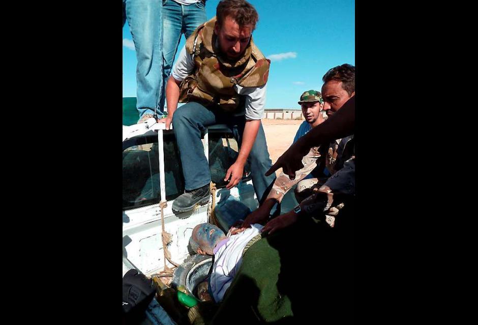 Abubaker Jaber, ministro de Defensa del régimen fue abatido
