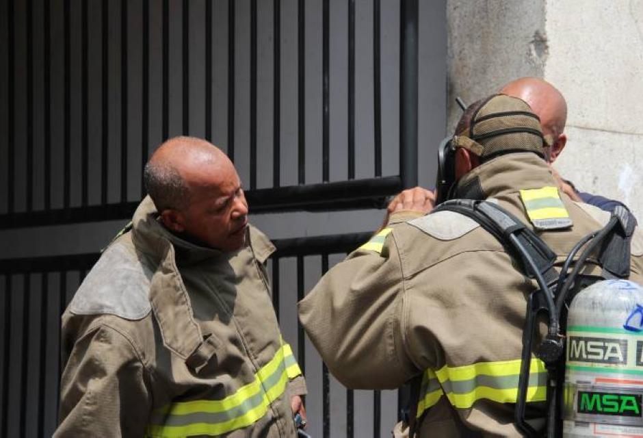 Incendio Ganem Universidad de Cartagena