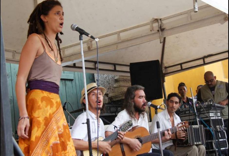 Fiesta de la Música.