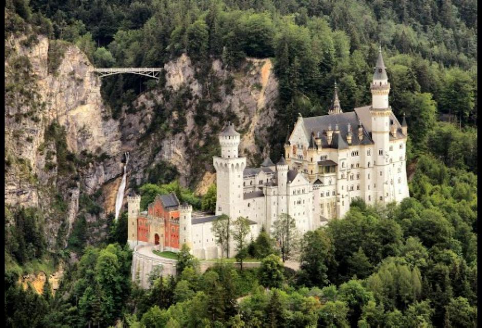 Castillo en Bavaria