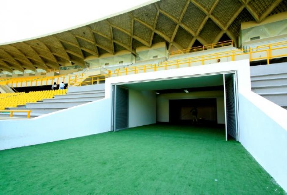 Estadio Jaime Morón