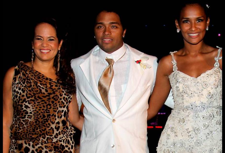 Jeimy Paola y Jair Romero se casaron en Cartagena