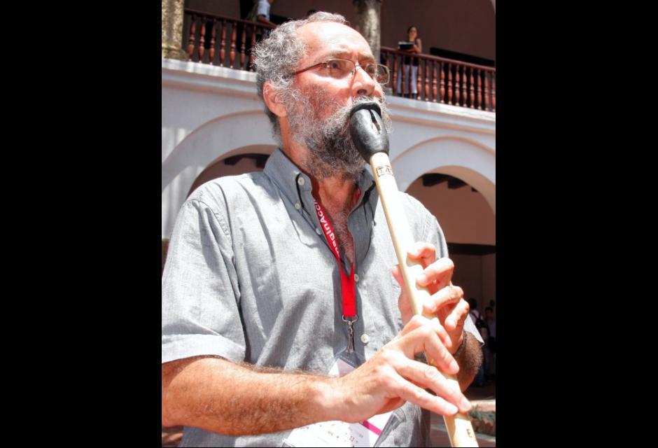Juancho Nieves.