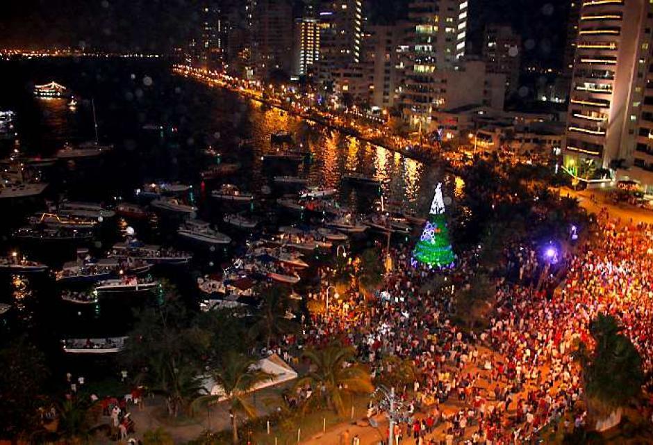 Navida Mar Adentro: bienvenida a la Navidad