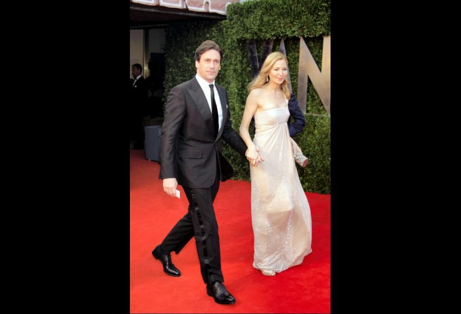 Jon Hamm y Jennifer Westfeldt