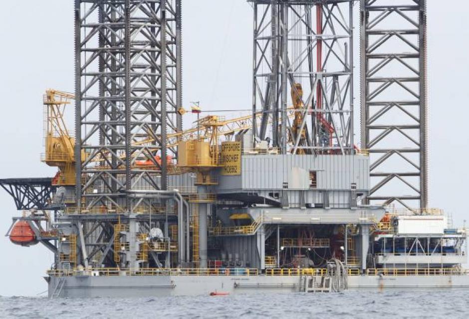 Plataforma Offshore Micchief
