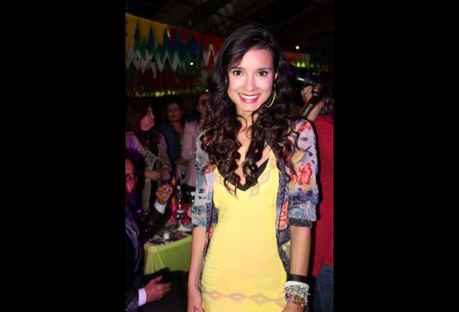 Paola Rey es Mariela Siachoque.