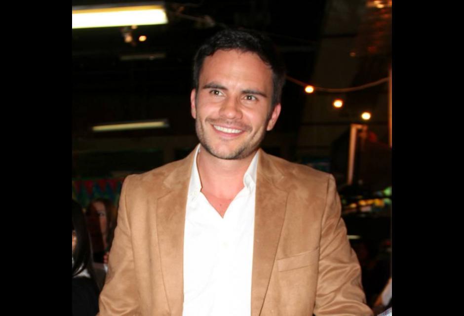 Juan Pablo Raba es Gonzalo Rico.