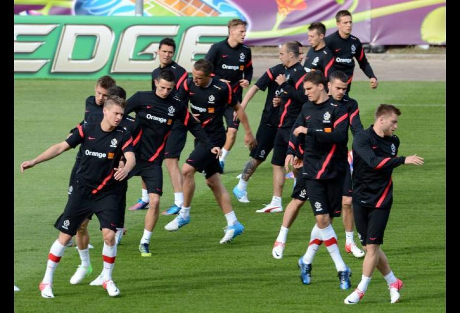 Polonia Eurocopa 2012