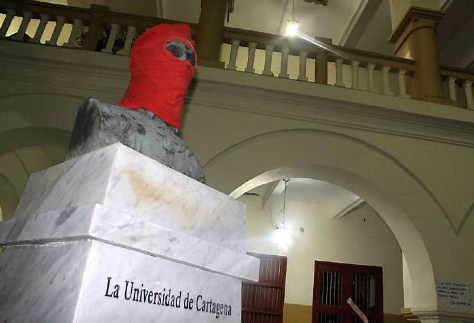 Los estudiantes rechazan la Ley 30 de 1992