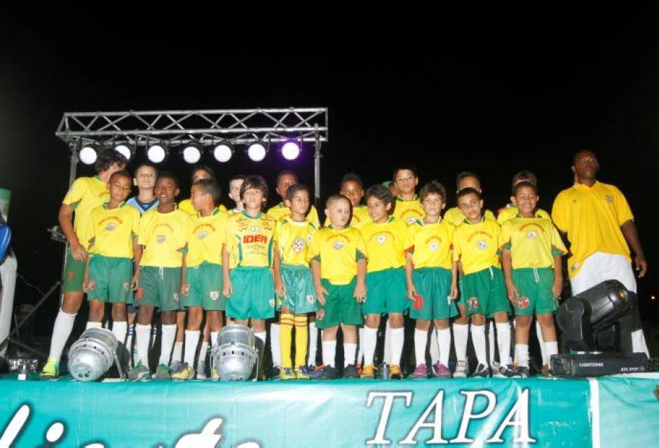 Escuela de Fútbol de Real Cartagena.